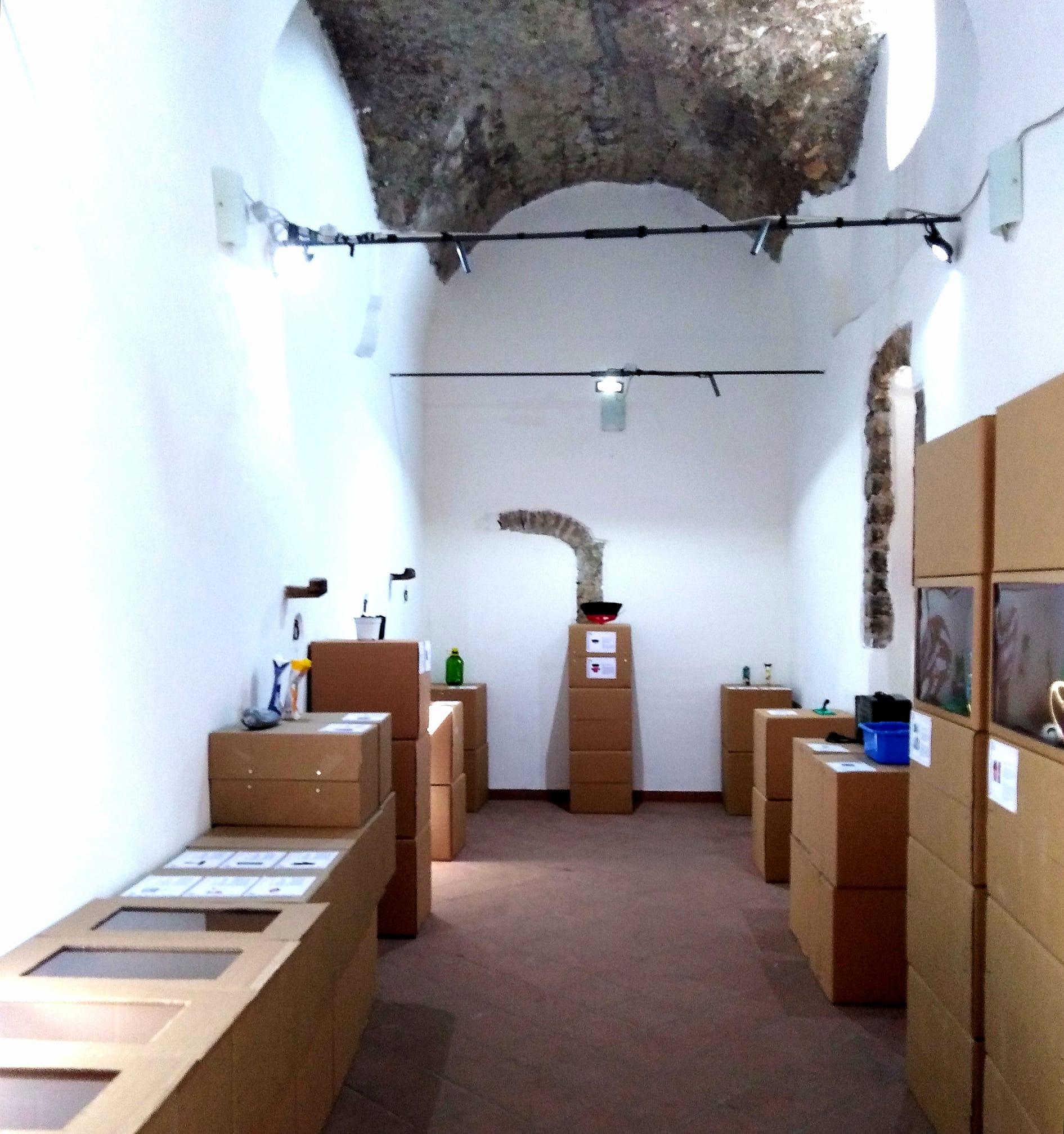 Residenze: Emmanuele Lo Giudice – Il Museo archeologico della contemporaneità
