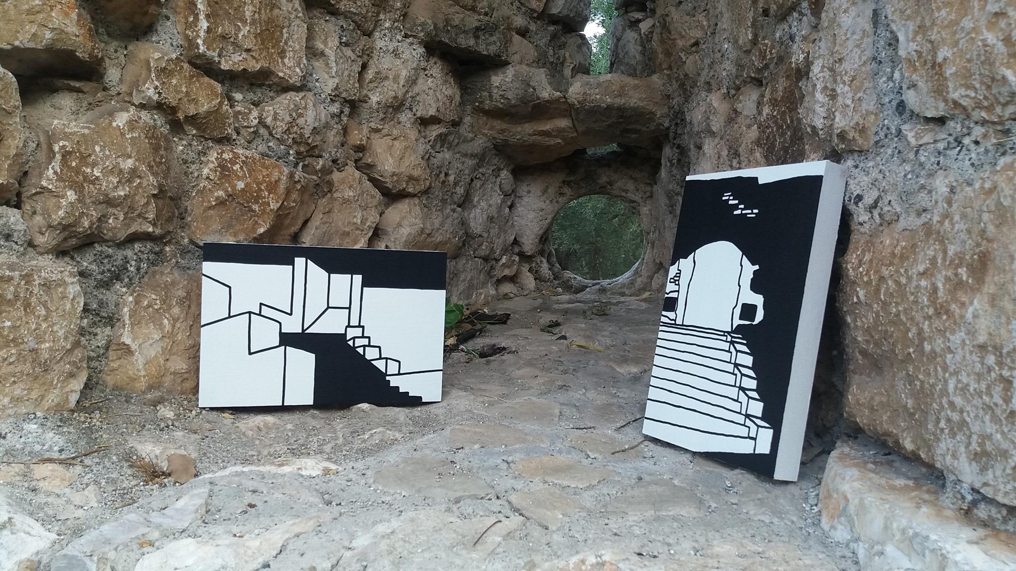 Residenze: Francesca Balducci – Codice di Sermoneta: mappatura degli spazi urbani