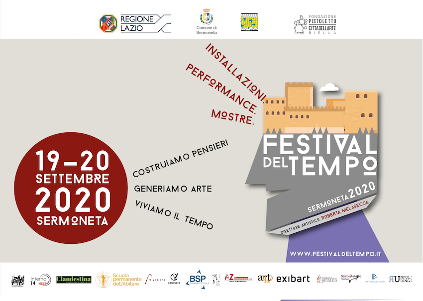 Programa Festival del Tempo 2020 – 19 settembre