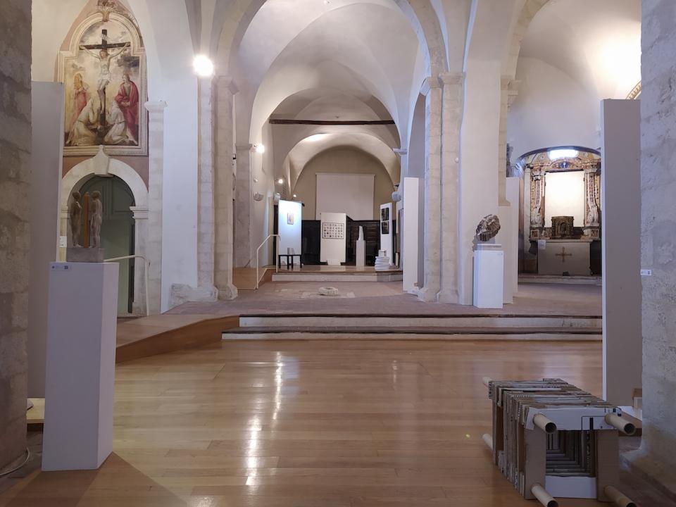 Mostra Prima e Dopo il Tempo – Chiesa di S. Michele Arcangelo