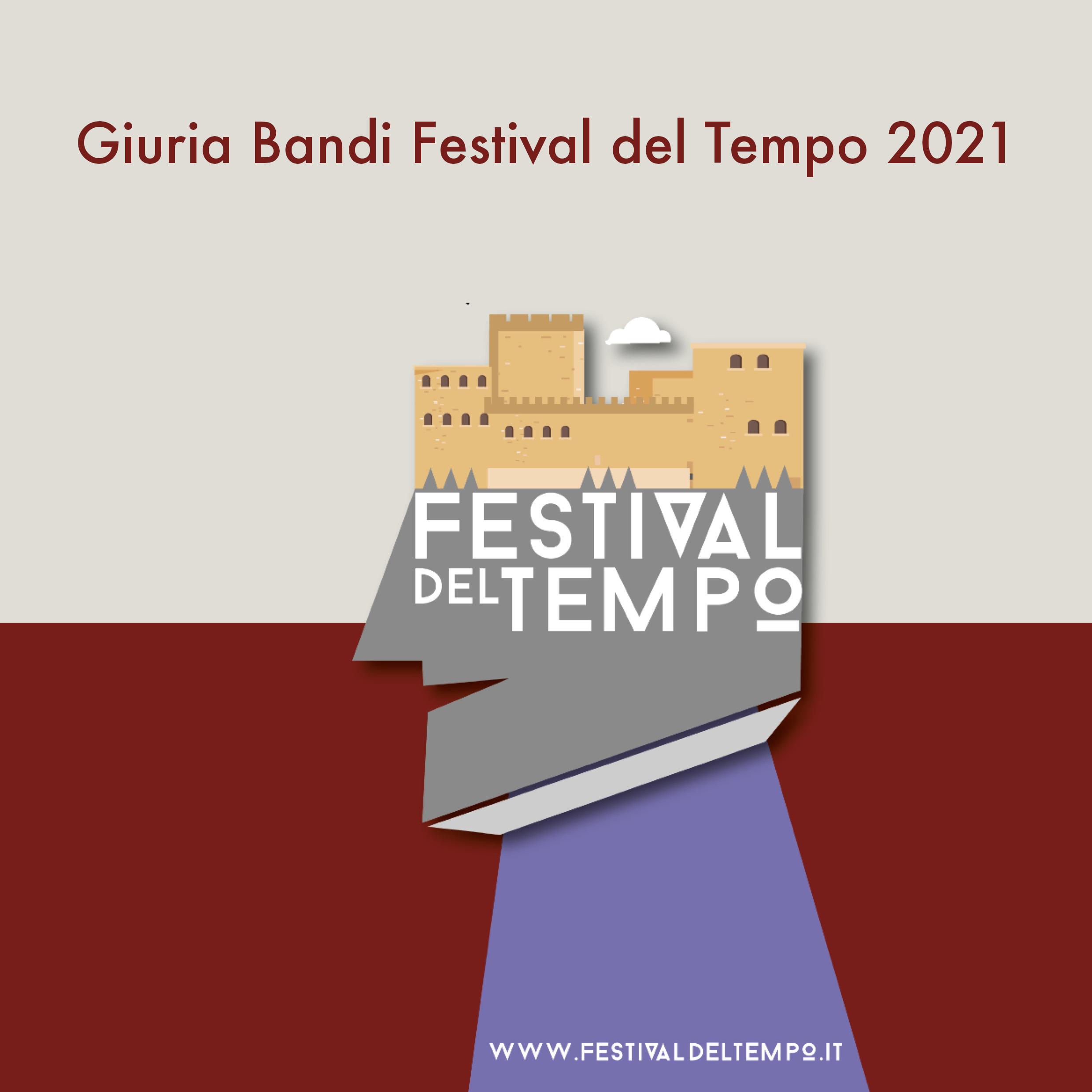 Giuria Bandi Festival del Tempo 2021